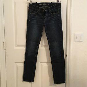 American Eagle jeans skinny stretch 4